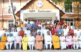 Advaita Vedanta Immersive – CIF, Kerala, India with Senior Swami Advayananda
