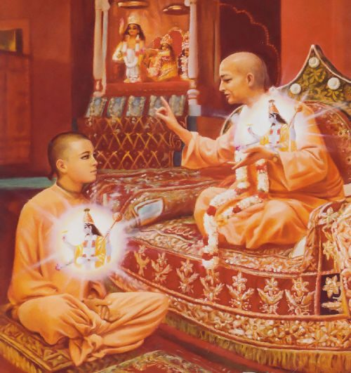 Guru-Student Tradition in Advaita Vedanta