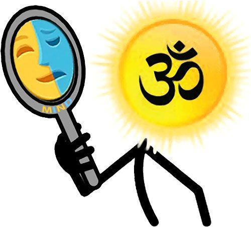 impure-dirty-rajasic-tamasic-non-sattvic-mind-antahkarana-reflecting-consciousness-self-atman-brahman